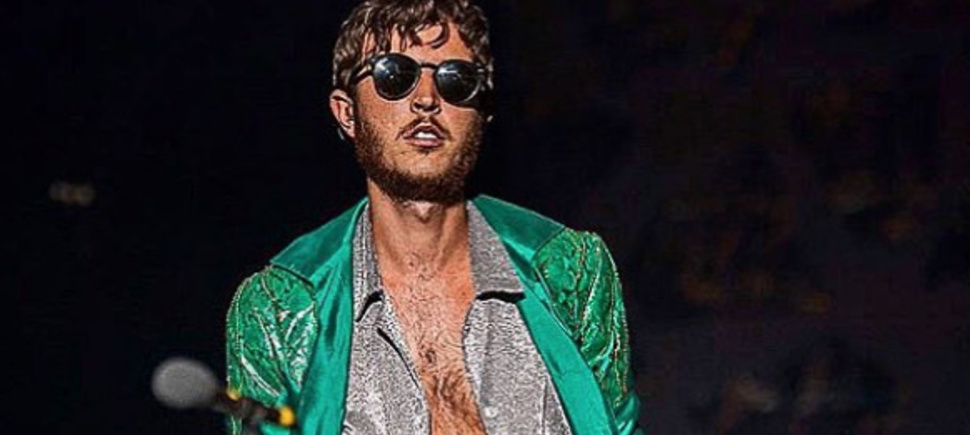 "PREMIERE: Get Sweaty on the Dance Floor with Oscar & The Wolf's ""The Game"" 