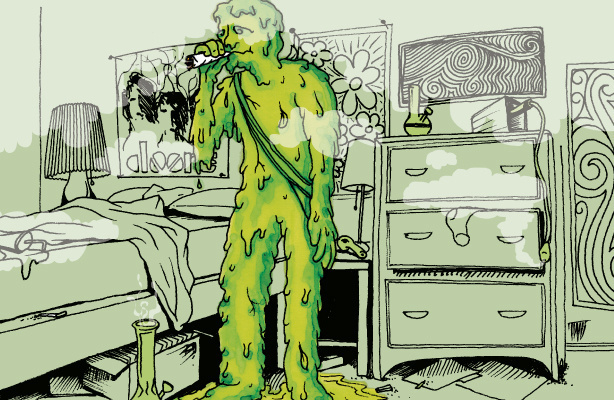 Swamp thing stole my 13th floor elevators record noisey for 13th floor story