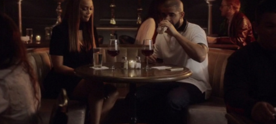 """Watch Drake's Video For """"Child's Play"""" Featuring a Very Angry Tyra Banks  