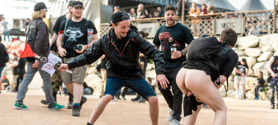 Wir waren auf Europas extremsten Festival, um herauszufinden, was extrem bedeutet