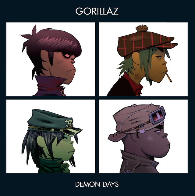 Reflections on 'Demon Days': How Gorillaz Turned Global Turmoil into a British Pop Masterpiece