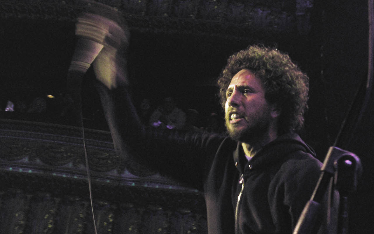 Rage Against The Machine singer releases debut solo song