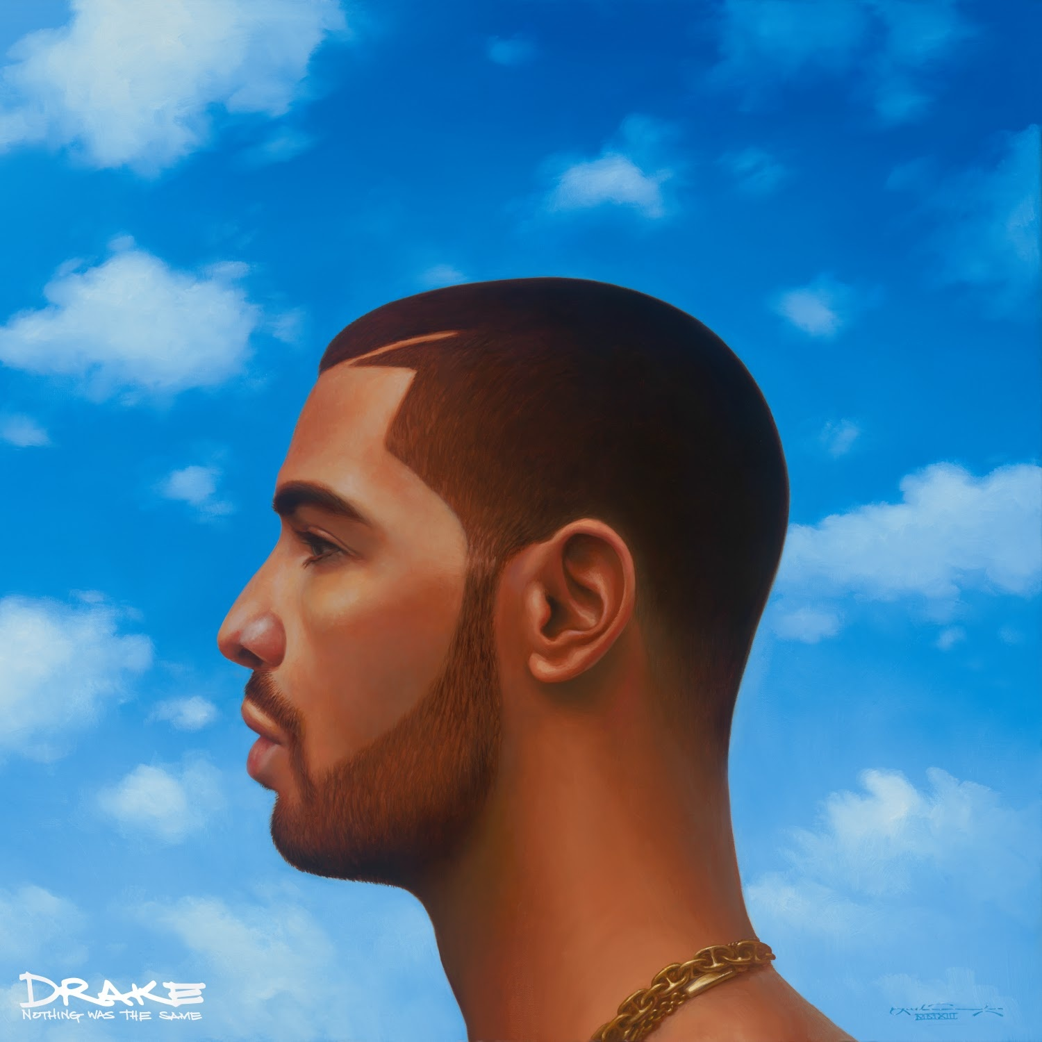 Nothing Was The Same Album Art