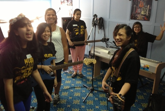 rock n roll camp for girls bahrain