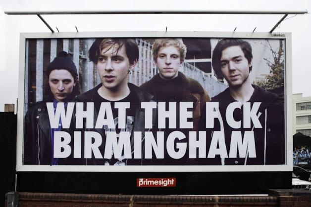 What the fuck birmingham peace