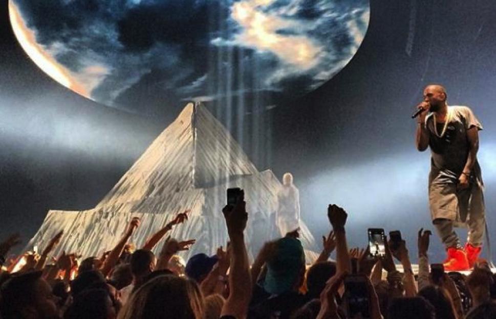 Yeezus Walks: I Got Seized by the Spirit of Kanye's ... Kanye West Yeezus Concert