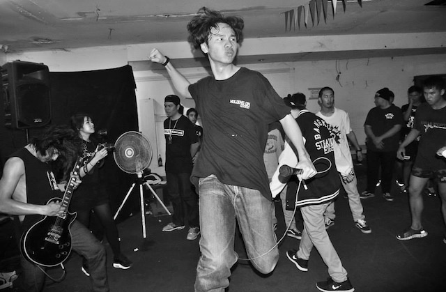 band A hardcore