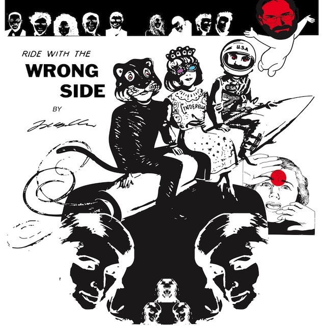 Todd Congelliere - Wrong Side art