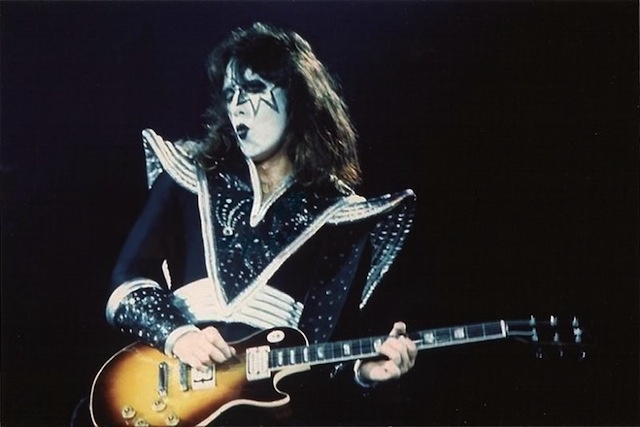 Ace Frehley in Kiss