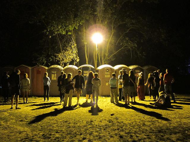 Der Tussi-Survival Guide für Festivals
