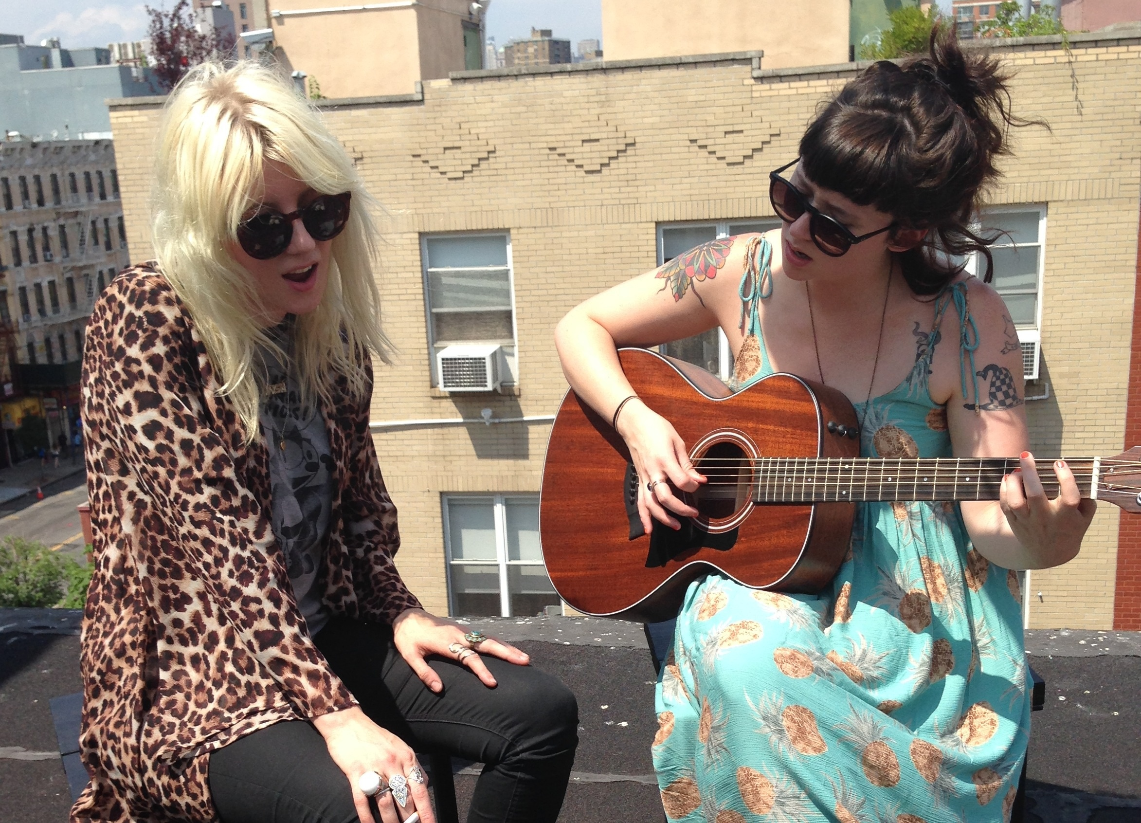 White Lung & Waxahatchee