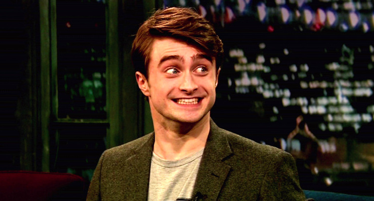 Daniel Radcliffe is Proof Nerdy White Guys Need to Stop ... Daniel Radcliffe Rapping