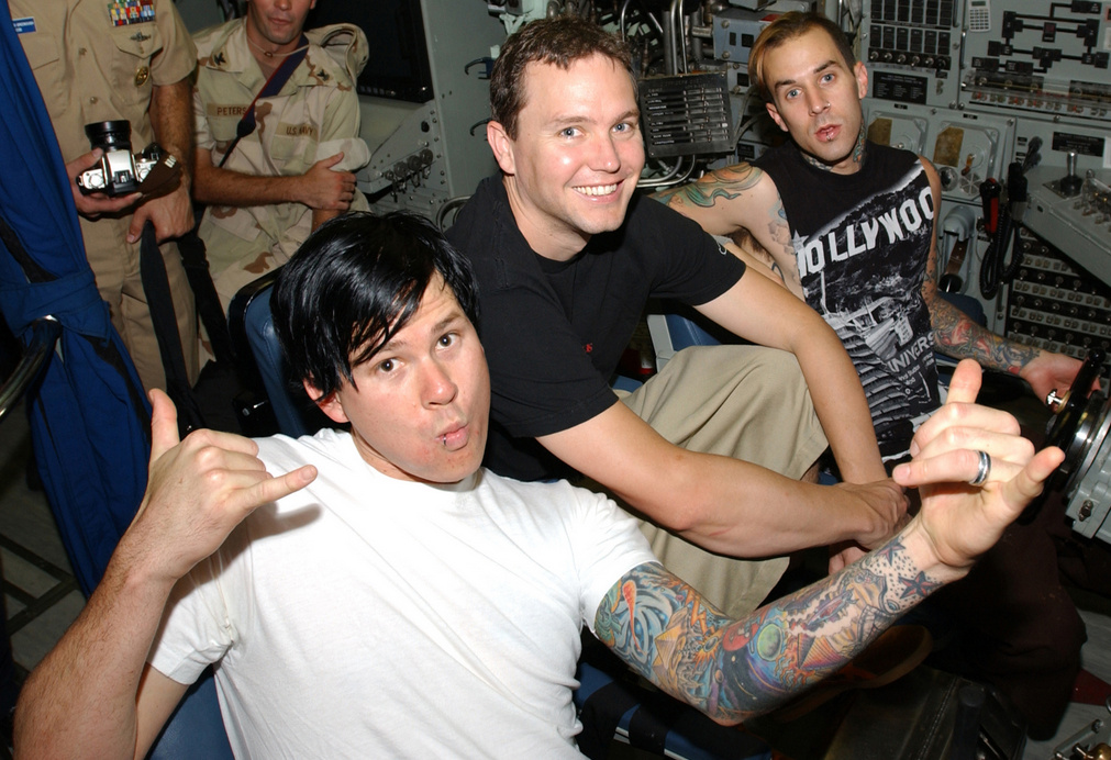 The Life and Times of Tom Delonge, the Man Who Confessed His ...
