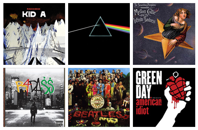 17 Albums That Aren't as Deep as You Think They Are