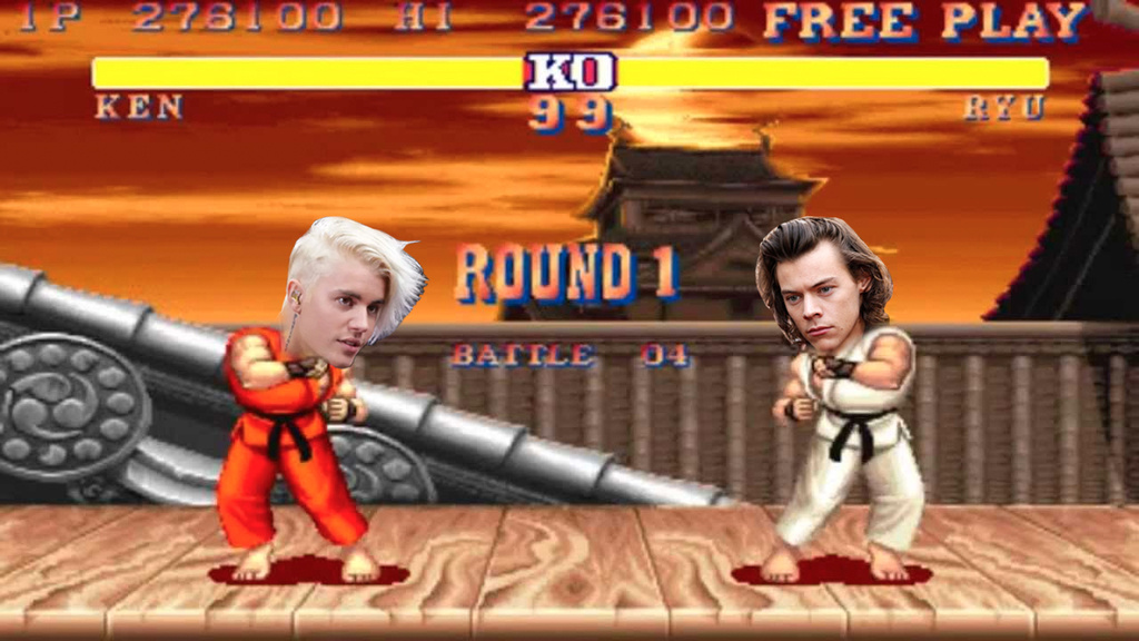 Belieber-Directioner Deathmatch: Who Will Win the Greatest Pop Battle of Our Generation?