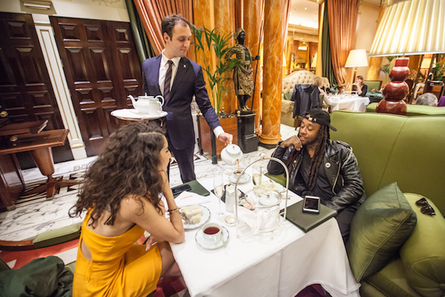 I Went on a First Date with Ty Dolla $ign and We Had Afternoon Tea