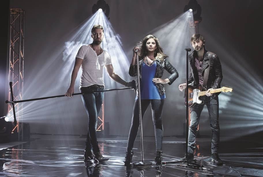 Pop Country Meets Bass Drops: The Story Behind Lady Antebellum's EDM Song
