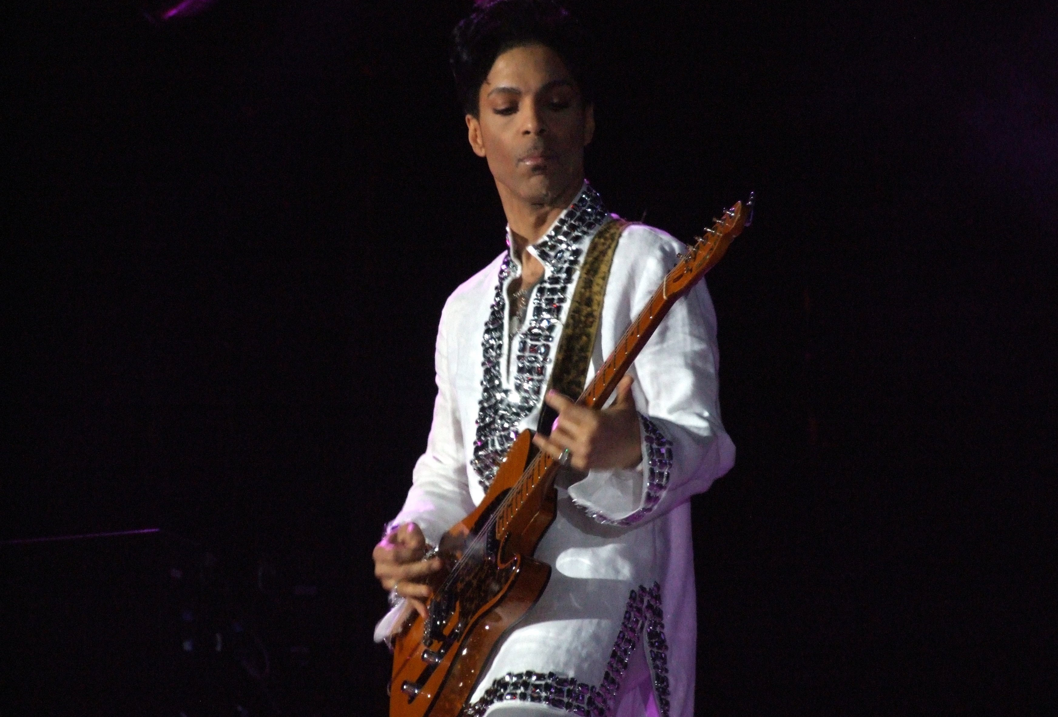 Percocet found in Prince's system