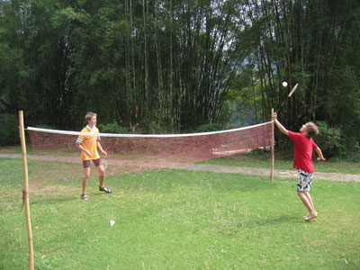 Badminton spielen troisdorf