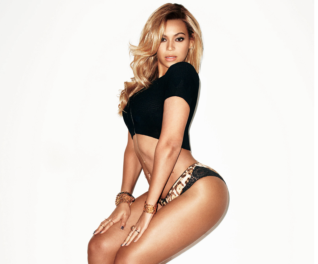 BEYONCÉWATCH 2013: The Highlights Of Beyoncé's GQ ...