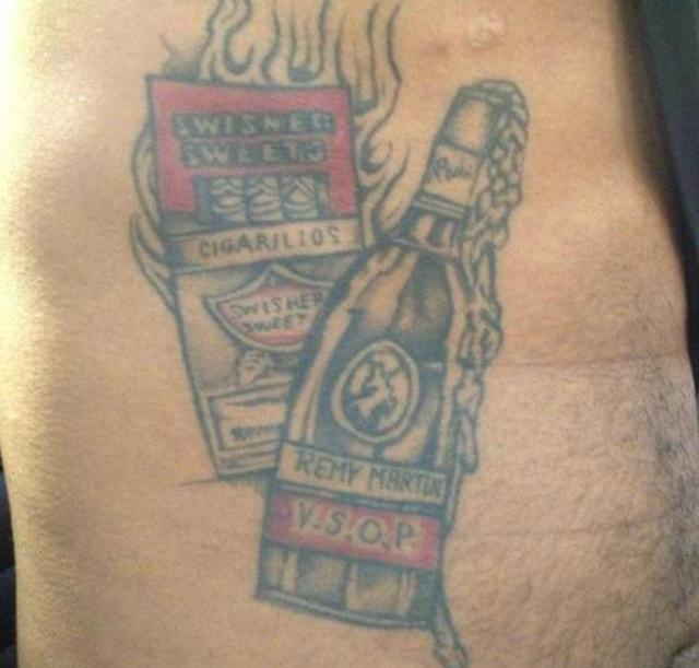 Chief Keef Tattoos